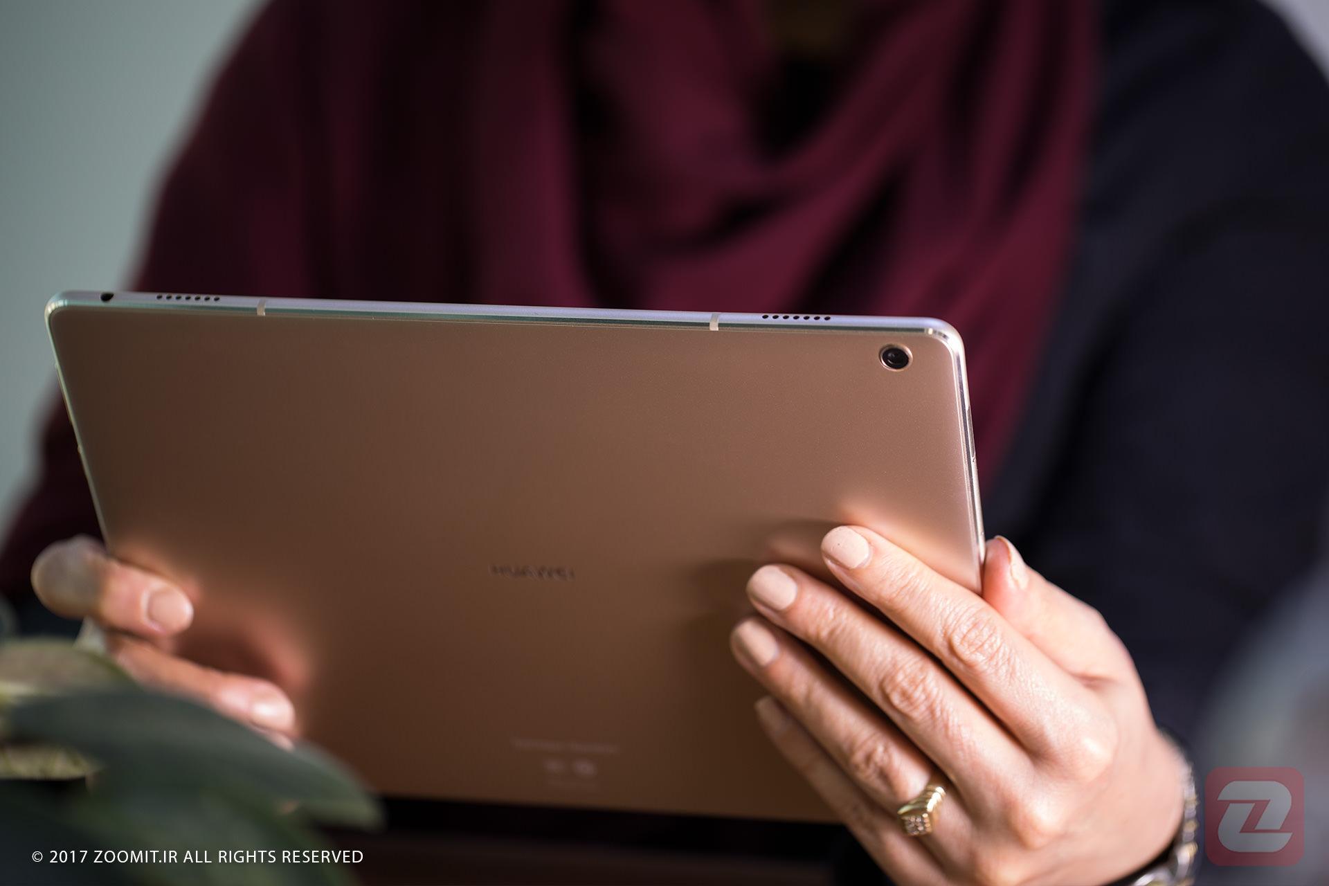 هواوی مدیاپد ام ۳ لایت ۱۰ / Huawei Mediapad M3 lite 10